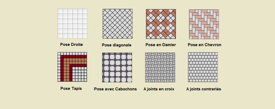 Artisan carreleur valreas 84 et drome 26 for 2 carrelage different